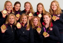 The 2012 US Women's 8+